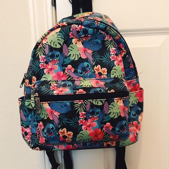 e99a97d7bea Loungefly Handbags - Disney s Lilo and Stitch Loungefly Backpack